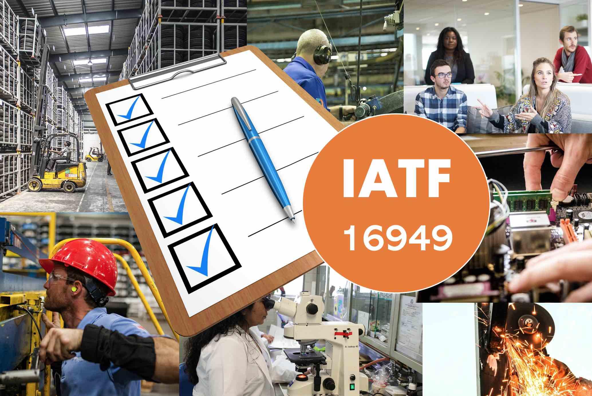 AUdit IATF 16949