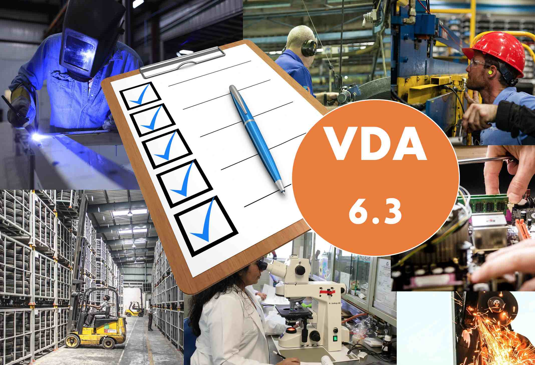 Audit VDA 6.3